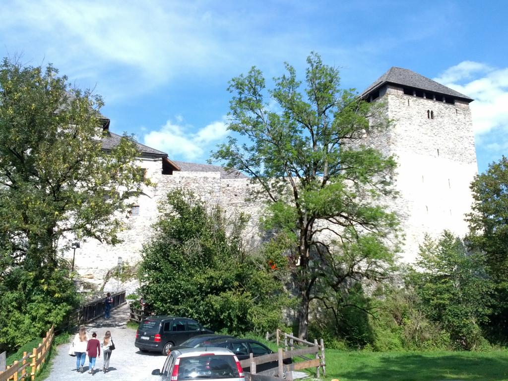 Die Burg ruft