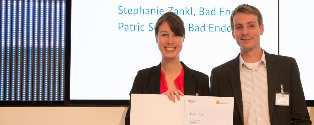 Preisträger IKT Innovativ Runde 2/2013
