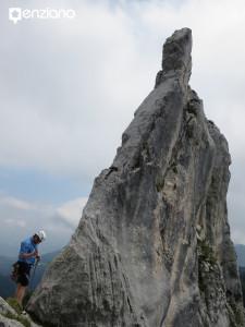Gmelchturm auf der Kampenwand