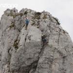 21-Kletterer-am-Hauptgipfel-der-Kampenwand