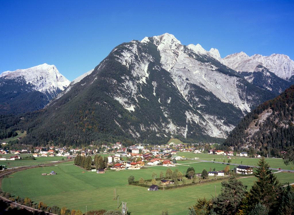 Scharnitz Unterinntal