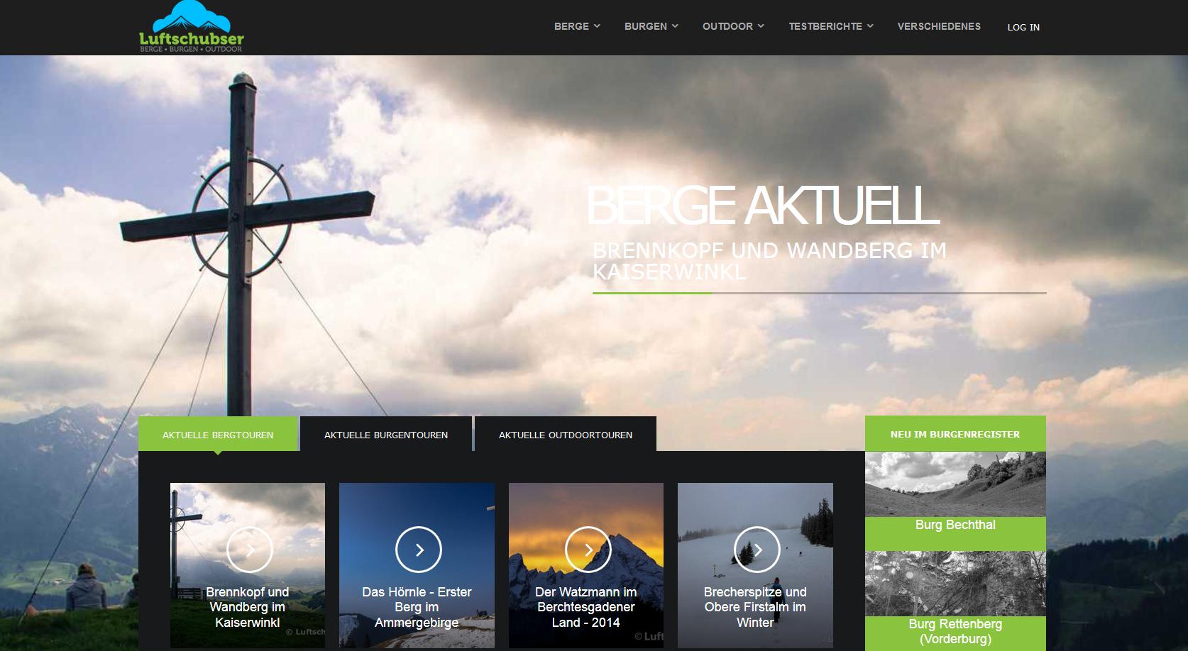 Screenshot Luftschubser