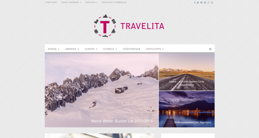 Screenshot Travelita