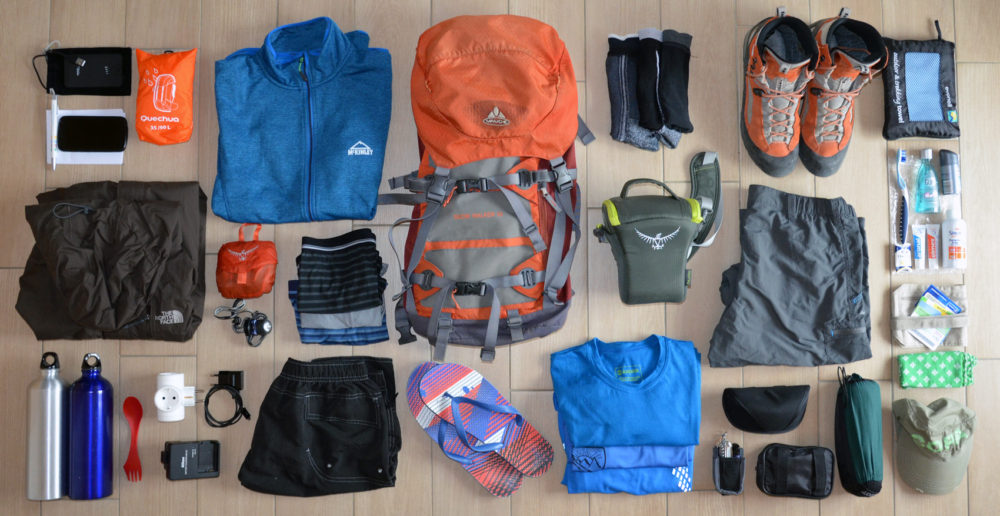 Packliste-Mallorca-GR221