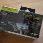SOTO Wind Master