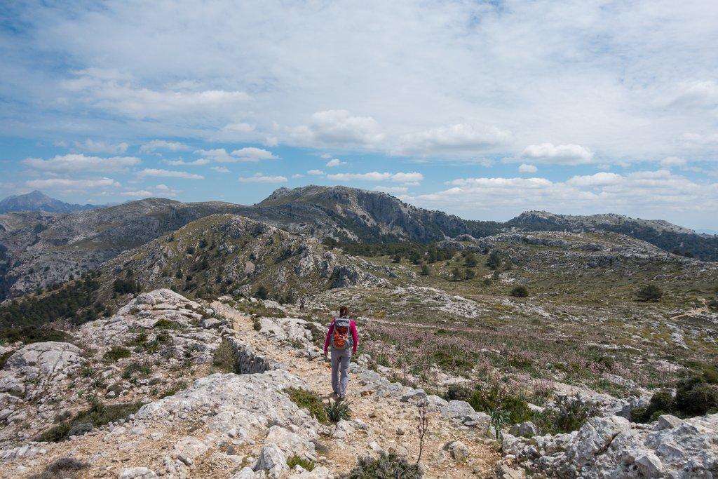 Wandern mit Baby auf Mallorca Kleine Runde Valdemossa