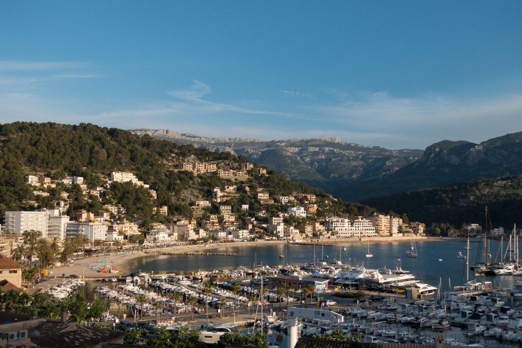 Wandern mit Baby auf Mallorca Port de Soller