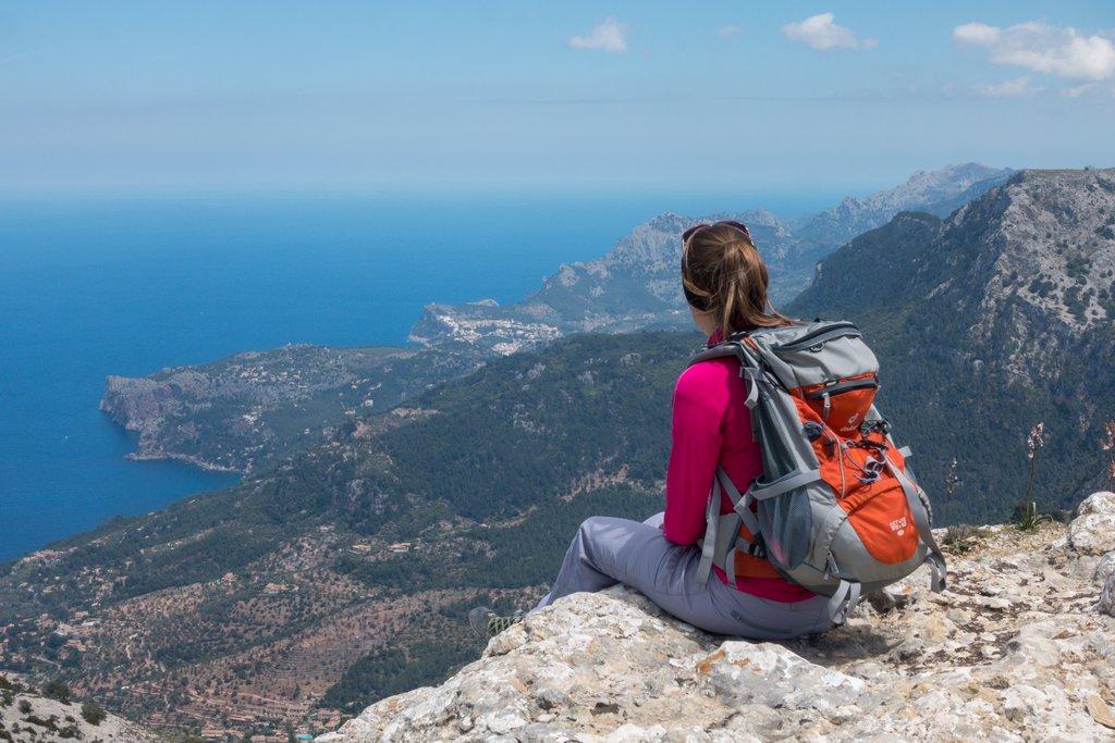 Wandern mit Baby auf Mallorca Serra de Tramuntana