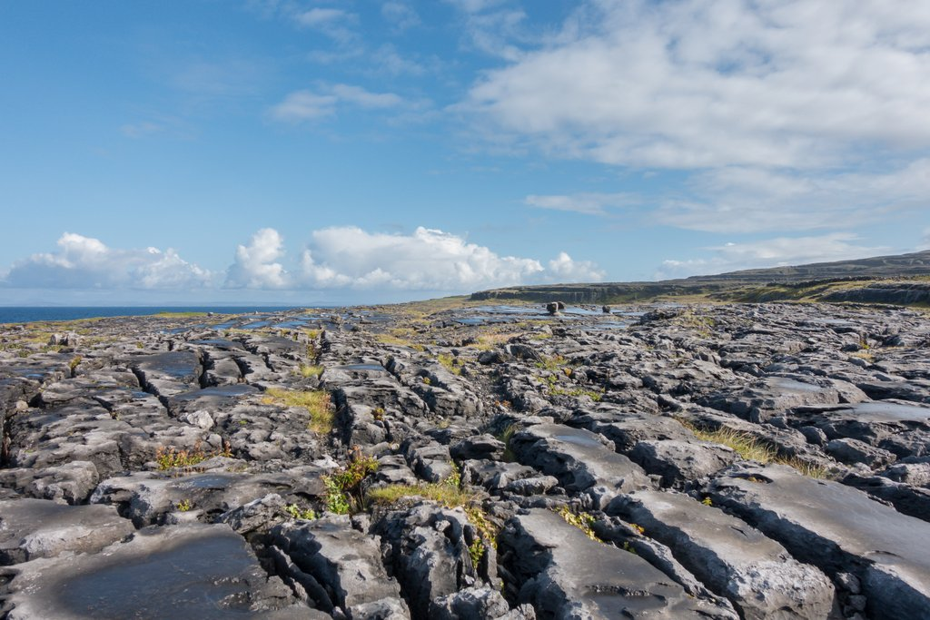 Wandern in Irland The Burren