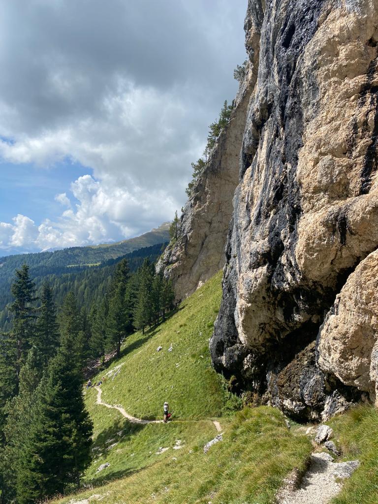 Dolomitenhöhenweg Nr. 2